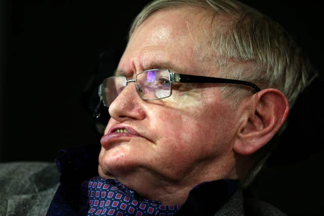 Patricia Dowdy worked for Professor Hawking for 15 years (Chris Radburn/ PA)