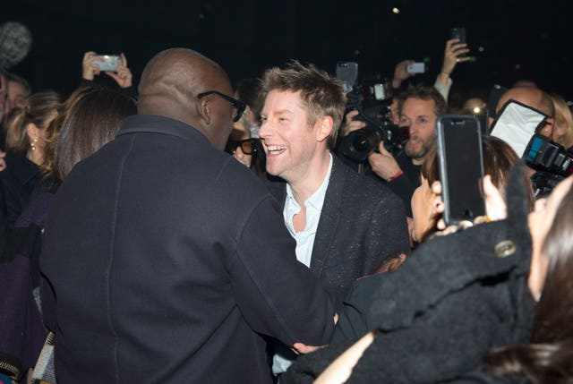 Christopher Bailey, former chief executive of Burberry, left the business in October last year (PA)