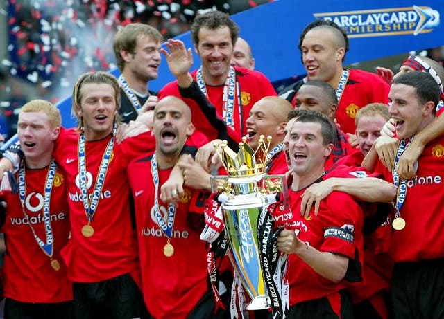 Roy Keane won trophies aplenty during his time at Manchester United