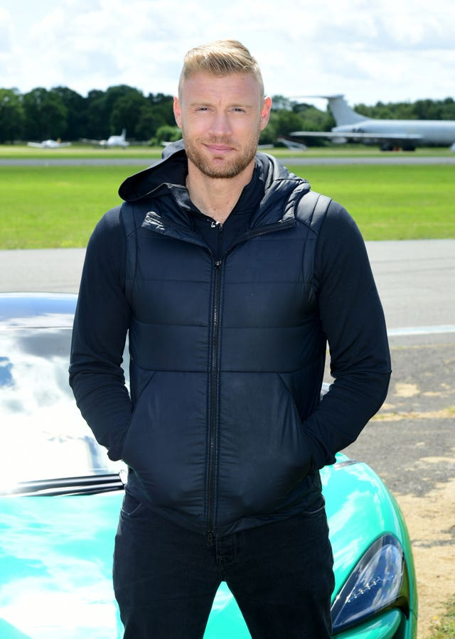 Andrew Flintoff may now be a Top Gear presenter, but he wants to coach England