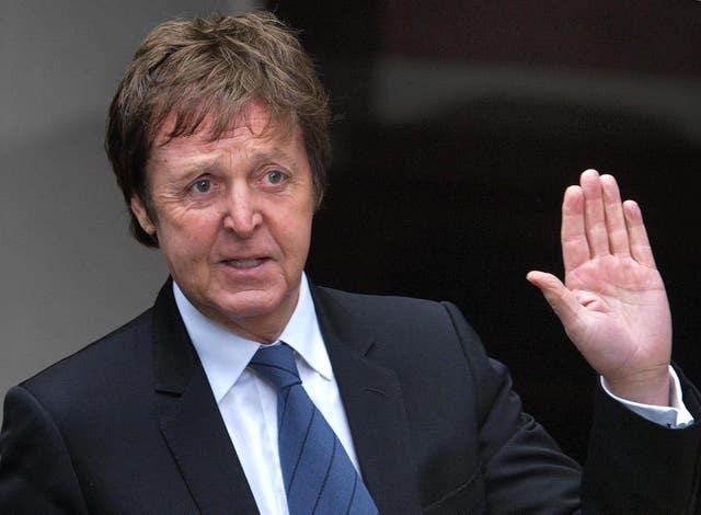 McCartney divorce hearing