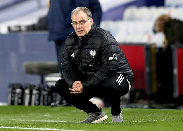 Marcelo Bielsa fears the partial return of spectators will create a competitive imbalance