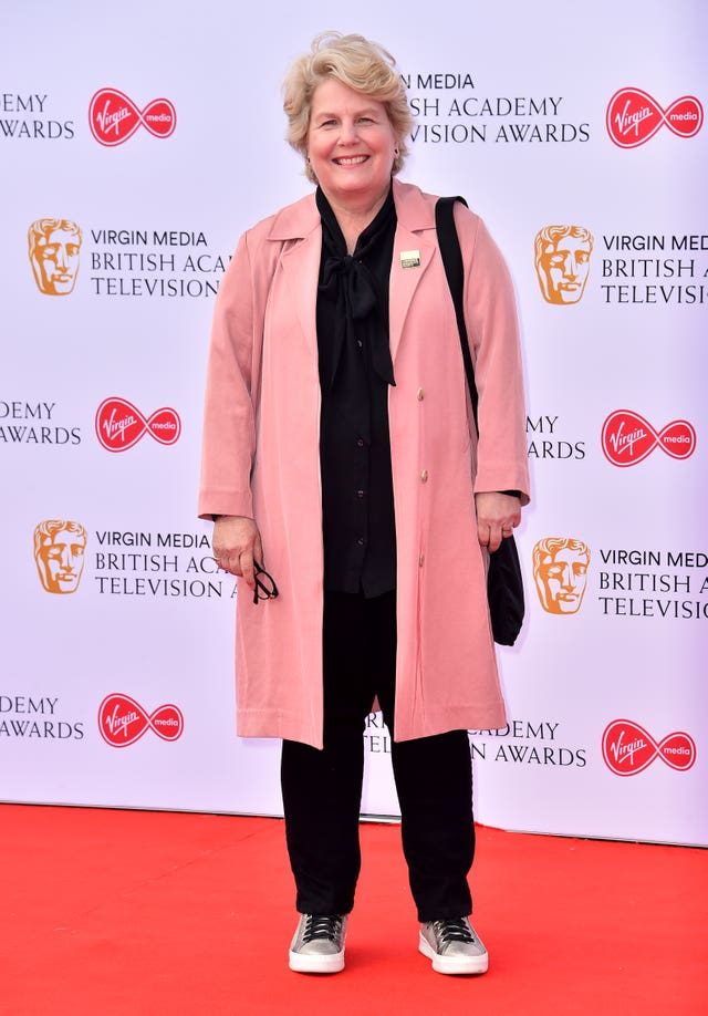 Sandi Toksvig had criticised the National Theatre