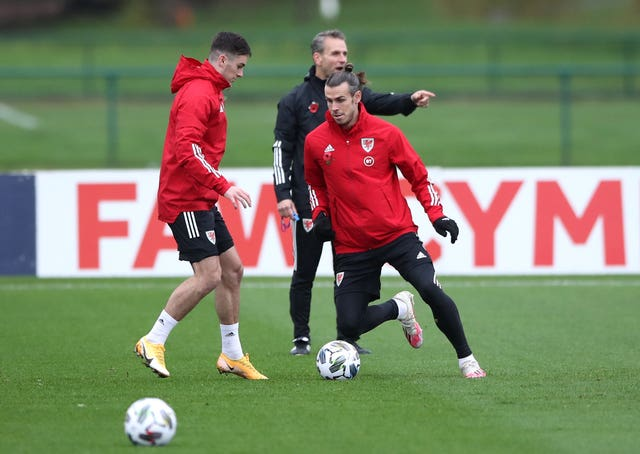 Wales Training Session – The Vale Resort