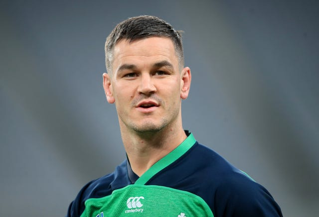 Johnny Sexton says Lions places are up for grabs in Dublin
