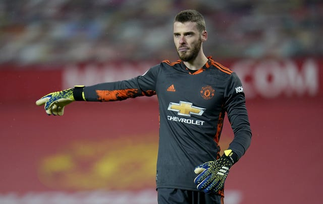 David De Gea File Photo