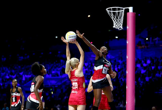 Tracey Neville admitted England were not at their best in the win over Trinidad and Tobago