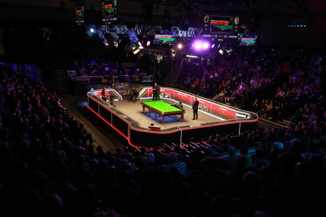 2020 Dafabet Masters – Day Four – Alexandra Palace