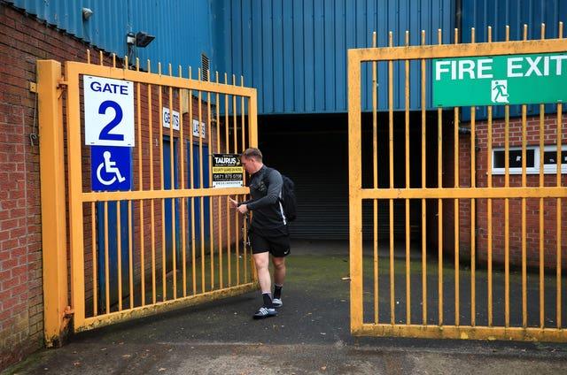 Bury FC Plight