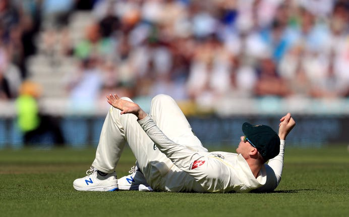 Steve Smith dropped Ben Stokes with the batsman on seven