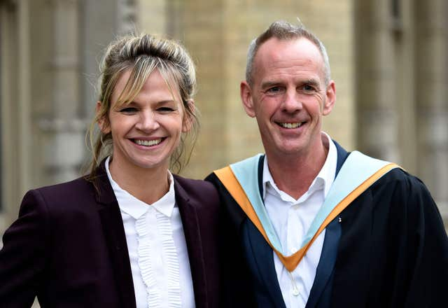 University honours DJ Fatboy Slim
