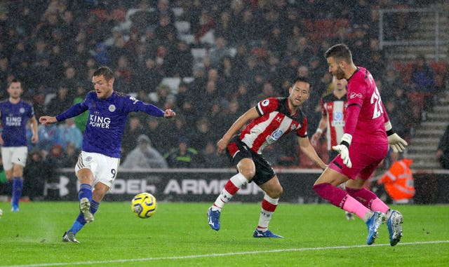 Southampton v Leicester City – Premier League – St Mary's Stadium