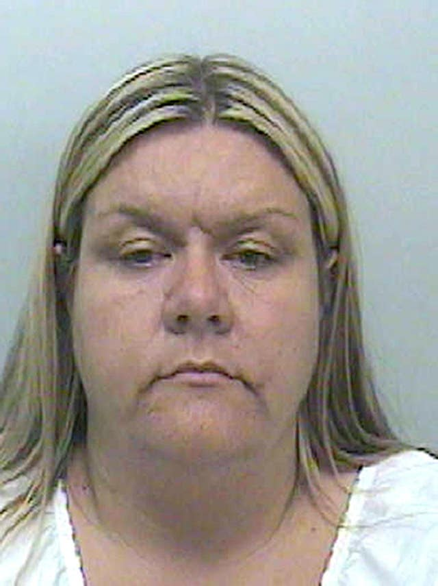 Paedophile nursery worker Vanessa George is set to be released from prison following a review by the Parole Board (Devon Cornwall Police/PA).