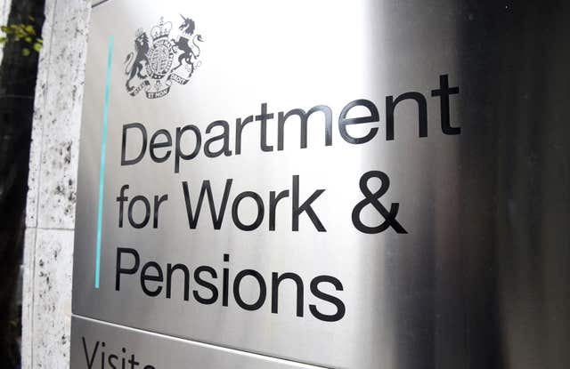 Matthews misrepresented his condition to the DWP (Kirsty O'Connor/PA)
