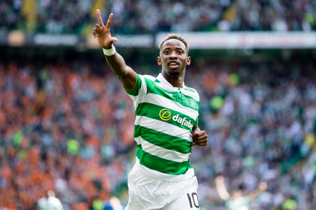Moussa Dembele became an instant Celtic hero with his hat-trick