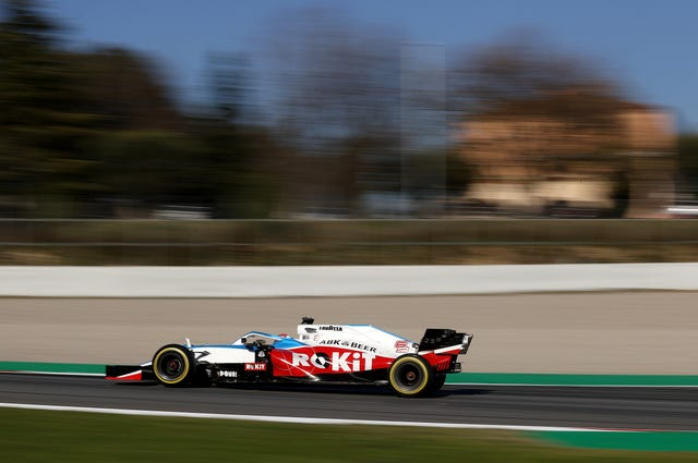 Williams are among six Formula One teams based in the UK (David Davies/PA)