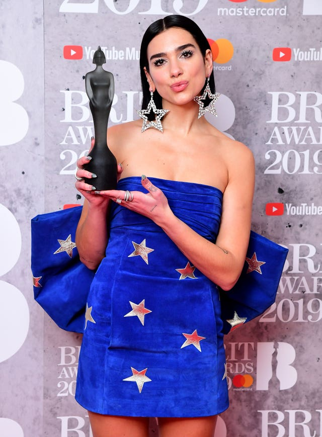 Brit Awards 2019 – Press Room – London