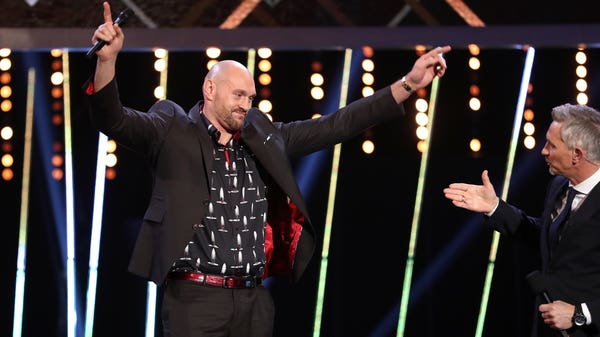 Tyson Fury will remain on SPOTY shortlist despite his demand to be removed
