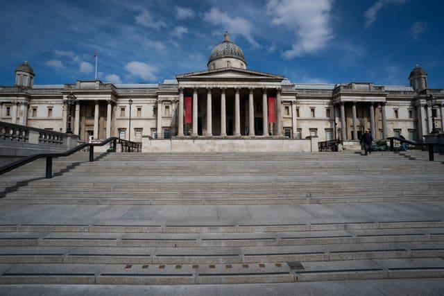 National Gallery prepares to reopen