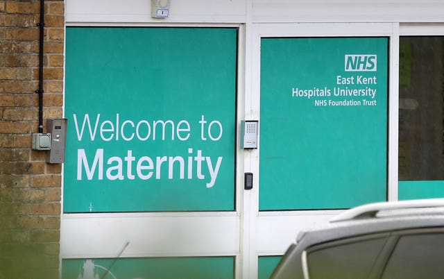 Independent review into maternity services