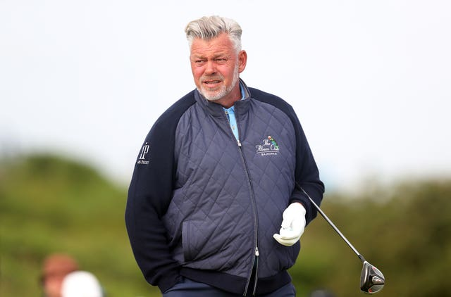 Clarke started strongly at Portrush