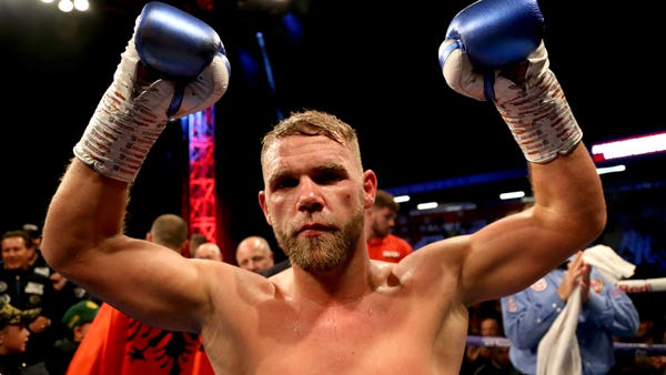 Billy Joe Saunders keeps WBO super-middleweight title with unanimous points win