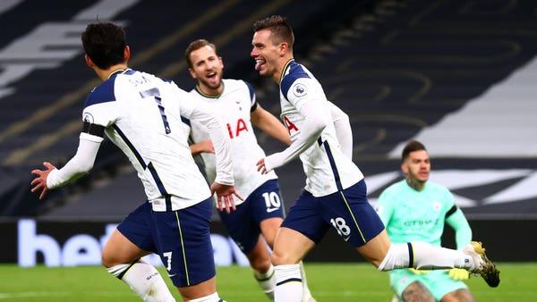 Tottenham top Premier League after Jose Mourinho masterminds win against City
