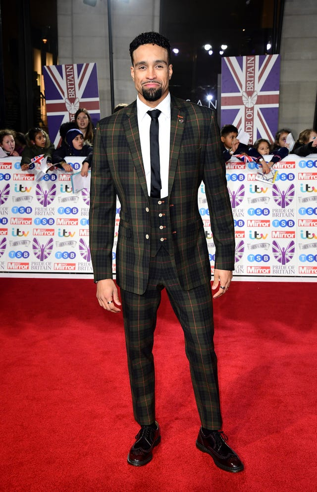 Pride of Britain Awards 2019 – London