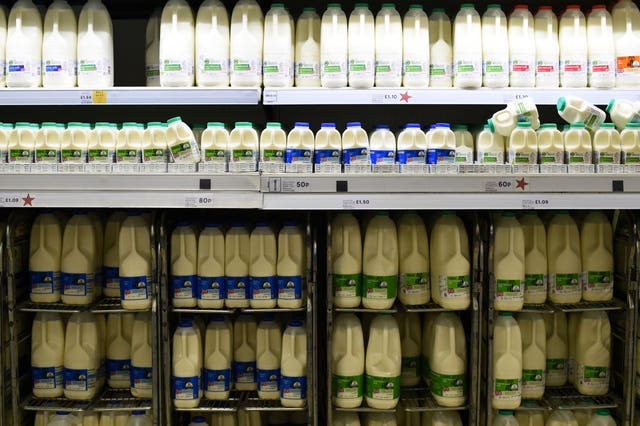 Dairy industry Brexit warning
