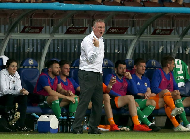 Michael O'Neill is targeting a Euro 2020 qualification berth at the expense of Germany or Holland