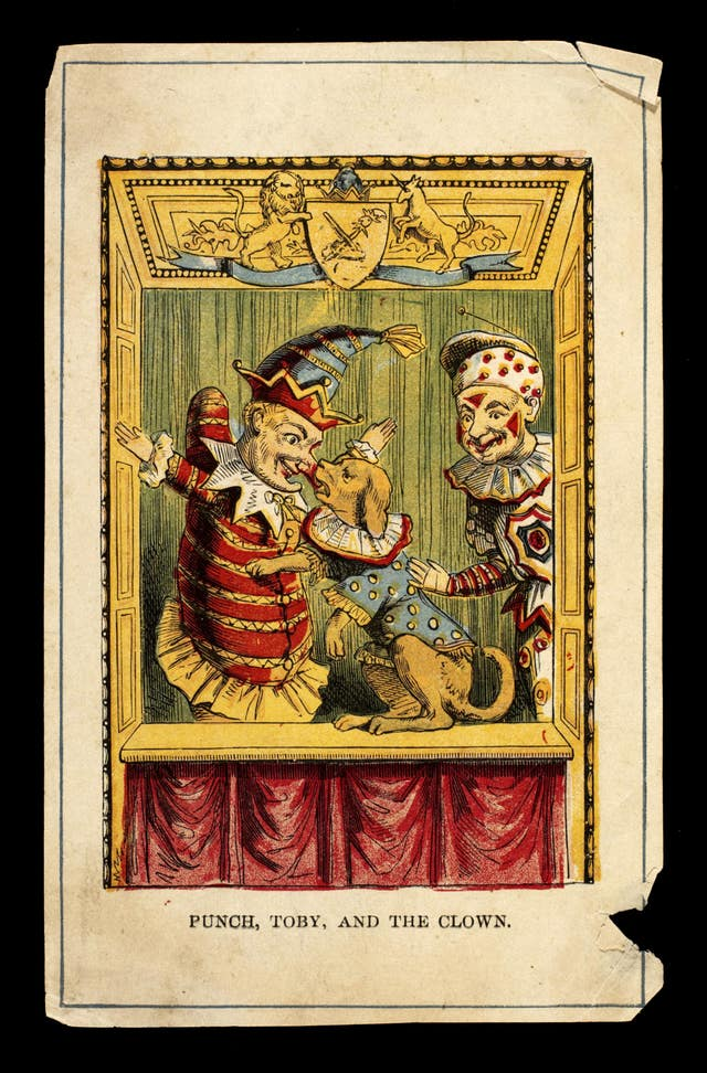 Punch and Judy shows have been performed for centuries. (V&A/PA)