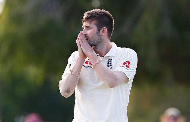 England's Mark Wood admits the West Indies are ahead of the game in Southampton.