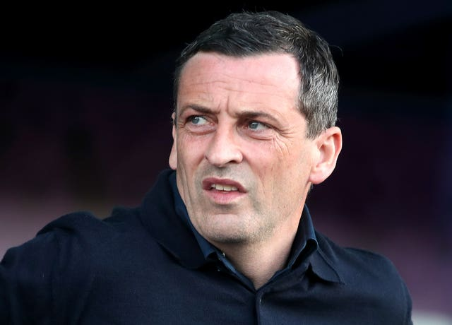 Jack Ross File Photo