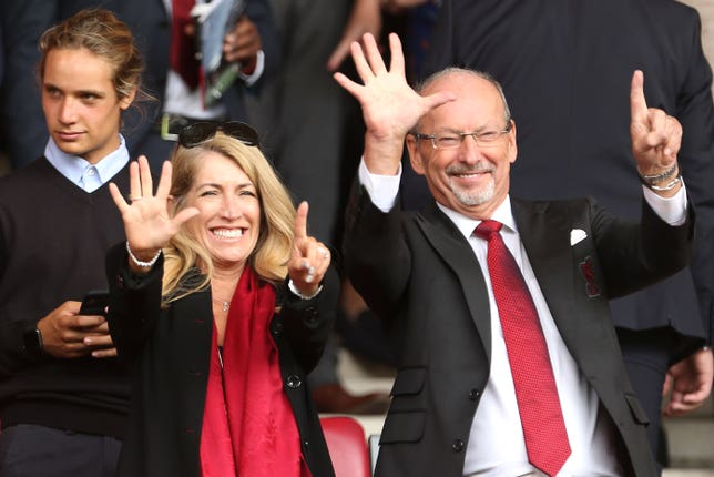Liverpool chief executive Peter Moore, right, insisted the club had acted in good faith