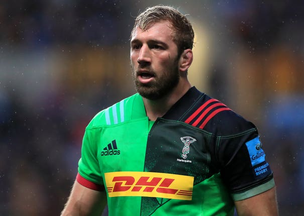 Chris Robshaw has ended his long association with Harlequins