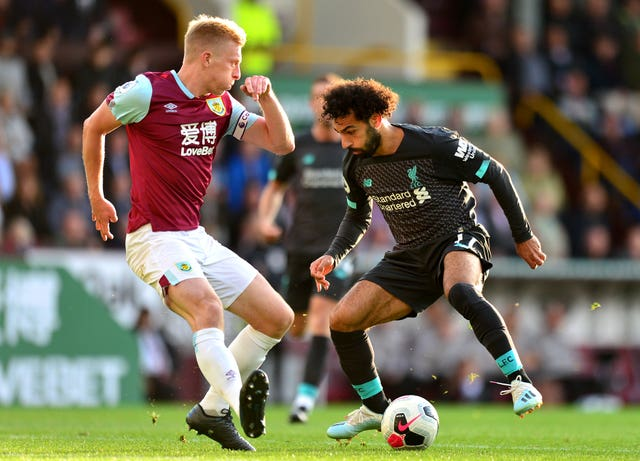 Why not Mee? Dyche question his defender's absence from the England squad