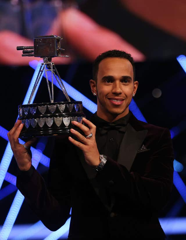 Sport – 2014 Sports Personality of the Year – SSE Hydro