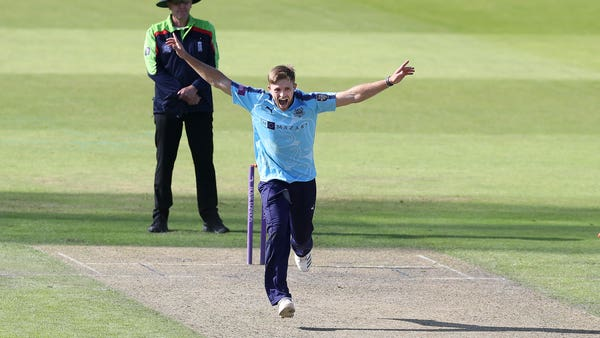 Yorkshire quartet to miss remaining Blast games following positive Covid test