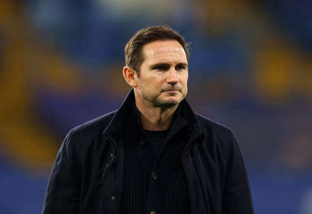 Frank Lampard has come under pressure following a string of poor results for Chelsea.
