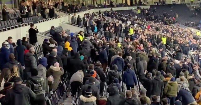 Tottenham Hotspur v Norwich City – FA Cup – Fifth Round – Tottenham Hotspur Stadium