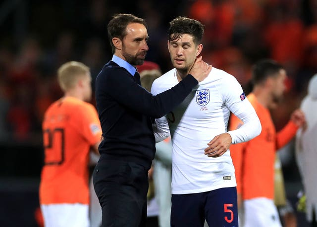 Stones' Nations League performance against Holland raised scrutiny on the centre back