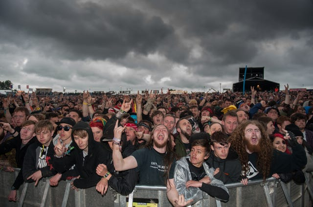 Download Festival 2015 – Day Three – Donington Park