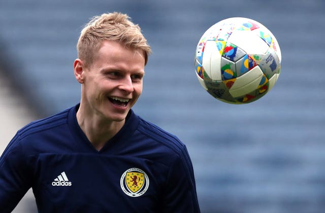 Gary MacKay-Steven's future is uncertain