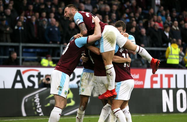 Burnley secured a timely win against West Ham