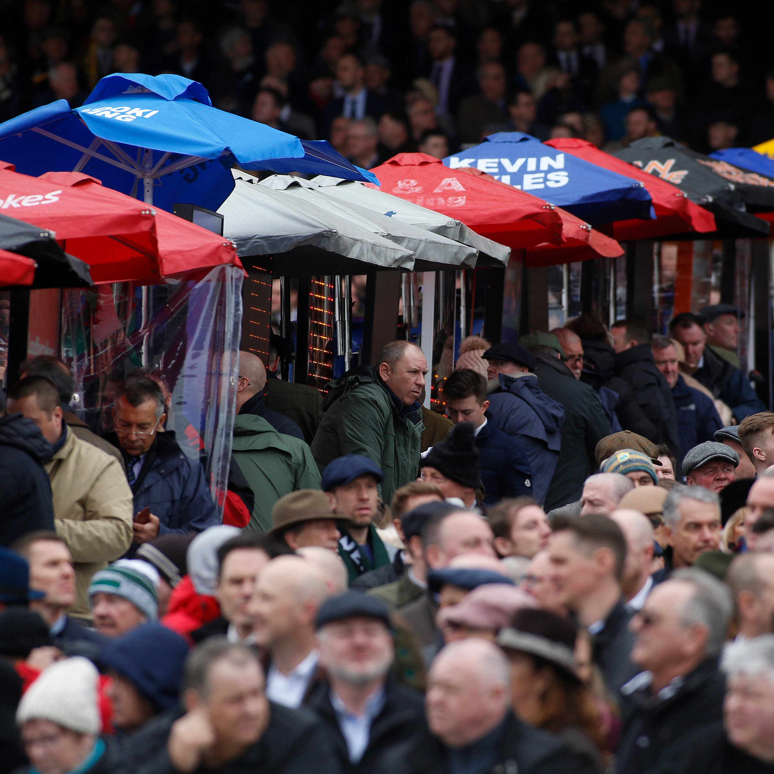 Bookmakers take the cash and the spoils on the last day of the Cheltenham Festival