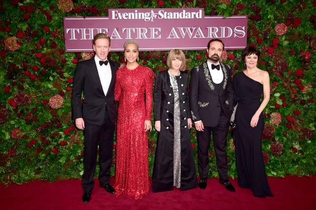 65th Evening Standard Theatre Awards – London
