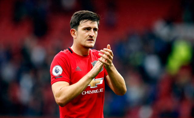 Harry Maguire's debut saw Manchester United keep a rare home clean sheet