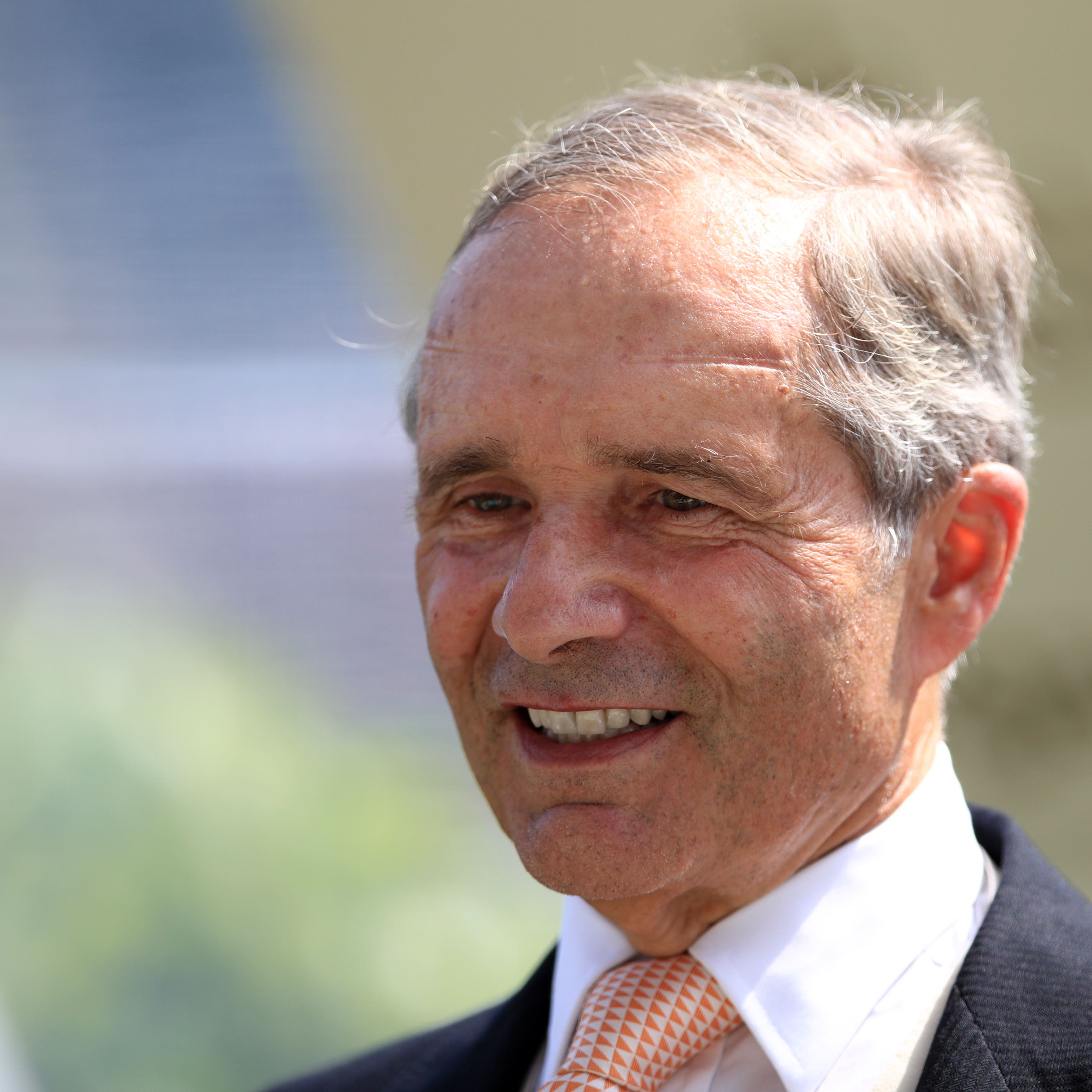 Andre Fabre enjoyed a double on Arc Trials day
