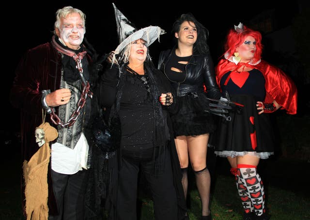 Jonathan Ross Annual Halloween Party – London