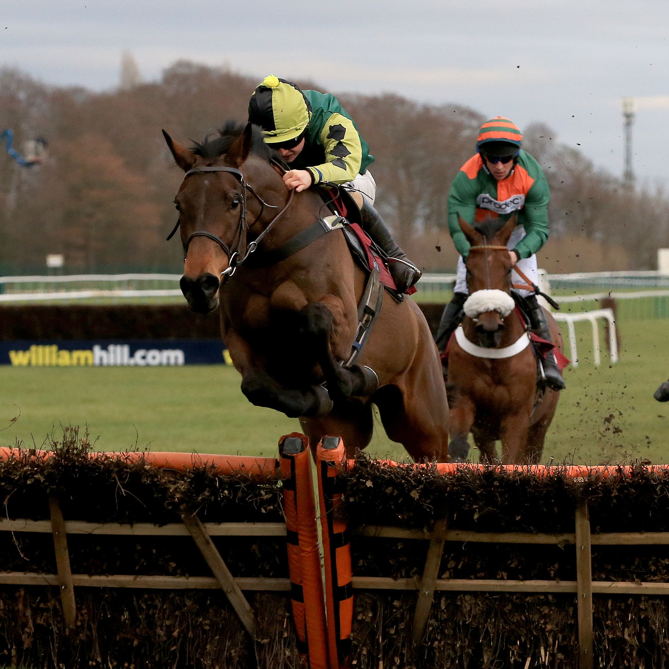 Lisnagar Oscar will try his luck at Aintree